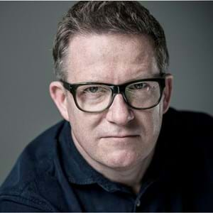 Matthew Bourne portrait