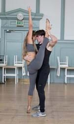 Rehearsals for Dirty Dancing Live on Stage 5. Photo Alistair Muir.jpg