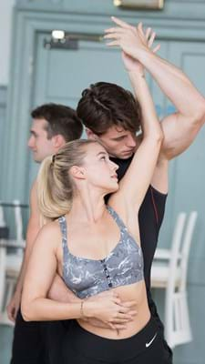 Rehearsals for Dirty Dancing Live on Stage 8. Photo Alistair Muir.jpg