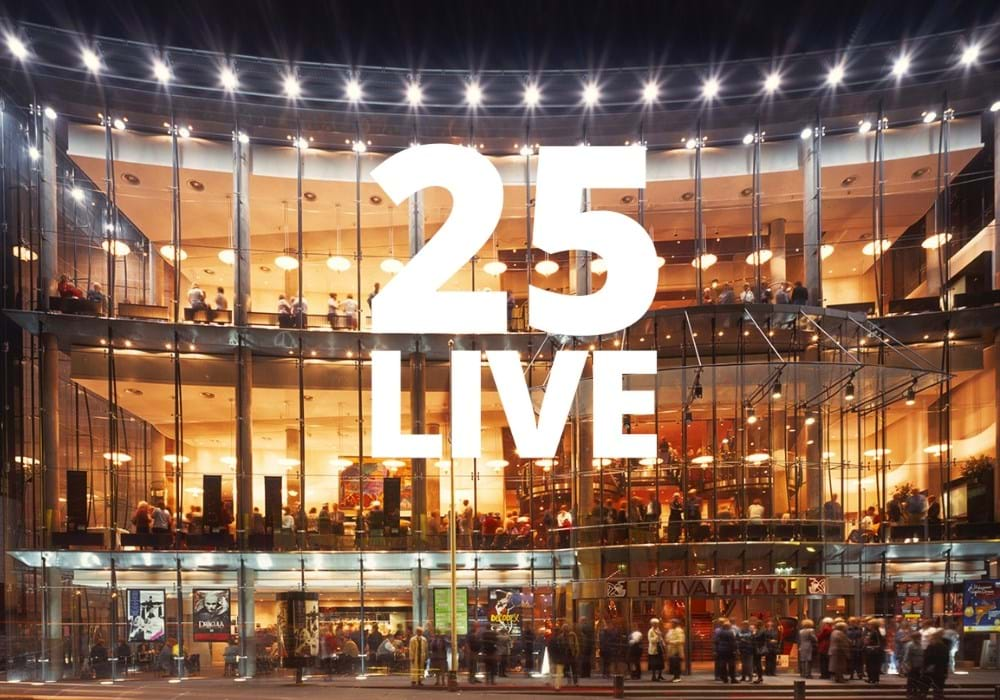 25 Live: The Big Birthday Show