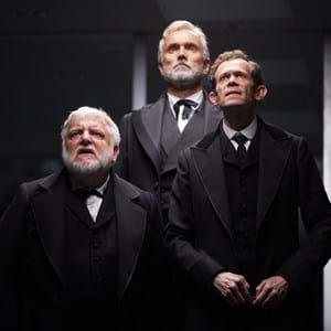 NTL 2019 The Lehman Trilogy - Simon Russell Beale, Ben Miles and Adam Godley. Photo by Mark Douet. (2).jpg