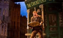 NTL 2019 - One Man, Two Guvnors-2011-PRO-1-James Corden as Francis Henshall-Johan Persson.jpg