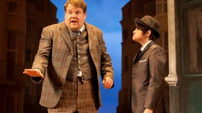 NTL 2019 - One Man, Two Guvnors-2011-PRO-4-James Corden as Francis Henshall-Johan Persson,.jpg