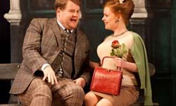 NTL 2019 - One Man, Two Guvnors-2011-PRO-9-James Corden as Francis Henshall,Suzie Toase.jpg