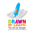 Drawn to Learn logo