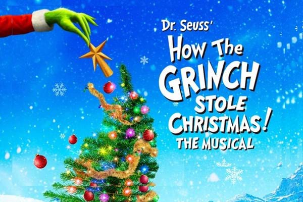 Christmas Play.How The Grinch Stole Christmas The Musical Capital Theatres