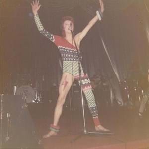 David Bowie at The Empire